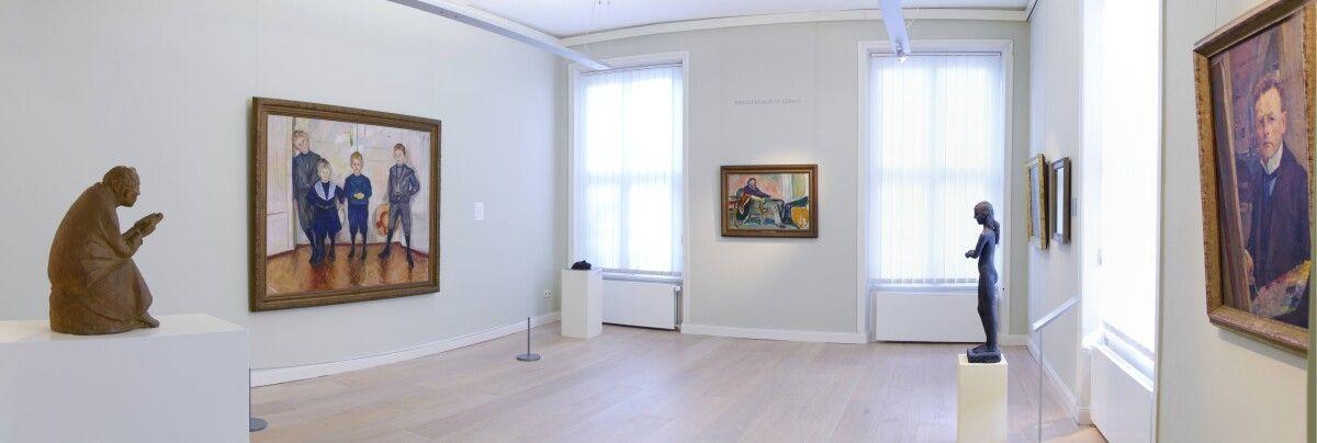 Ausstellungen Museum Behnhaus Dragerhaus Die Lubecker Museen